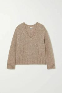 By Malene Birger - + Net Sustain Evanna Alpaca-blend Sweater - Brown