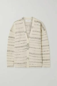 La Ligne - Knitted Cardigan - Ivory