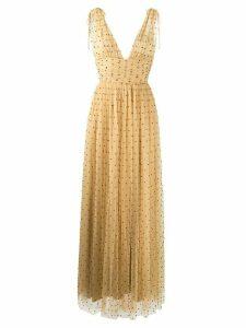 Maria Lucia Hohan Tayla evening dress - NEUTRALS