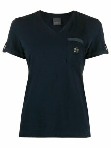 Lorena Antoniazzi short sleeved t-shirt - Blue