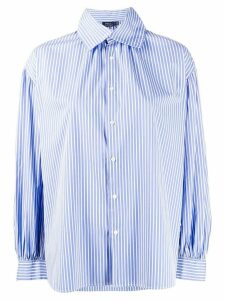 Polo Ralph Lauren striped straight-fit shirt - Blue