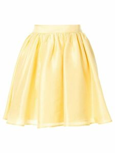 Macgraw Canary full shape skirt - Yellow