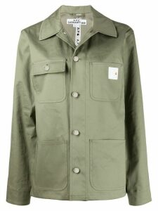 A.P.C. oversized cargo jacket - Green