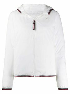 Tommy Hilfiger reversible padded jacket - White