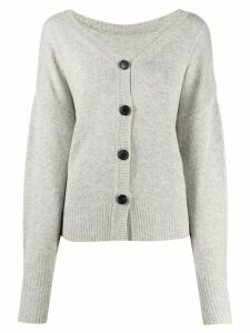 Isabel Marant relaxed-fit cardigan - Grey