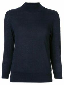 Anteprima 3/4 sleeve jumper - Blue
