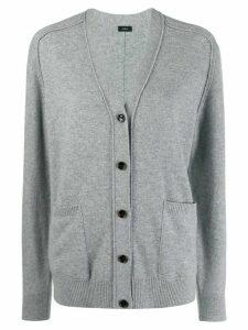 Joseph knit cardigan - Grey