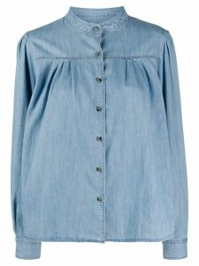 Closed denim shift blouse - Blue