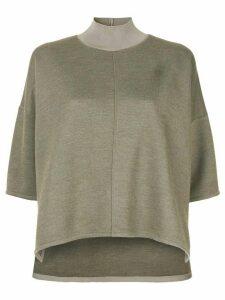 Anteprima Deluxe sweatshirt - Green