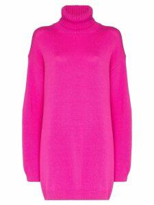 GAUGE81 oversized cashmere jumper - PINK