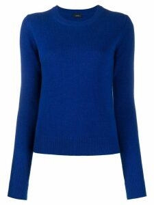 Joseph cashmere long-sleeve jumper - Blue