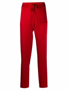 Marques'Almeida tapered pajama trousers