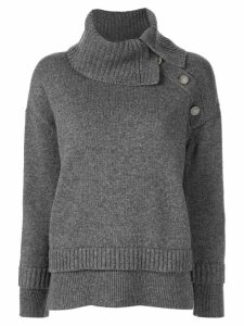 Paule Ka loose fit jumper - Grey
