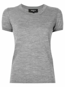 Paule Ka round neck jumper - Grey