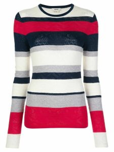 Jason Wu striped jumper - Multicolour