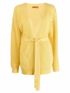 Altuzarra Jareth knit cardigan - Yellow