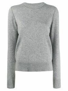 Joseph knit jumper - Grey