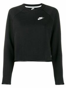 Nike crew neck sweatshirt - Black