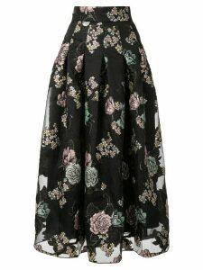 Bambah Magda A-line skirt - Black