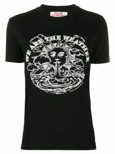 Stella McCartney We Are The Weather T-shirt - Black