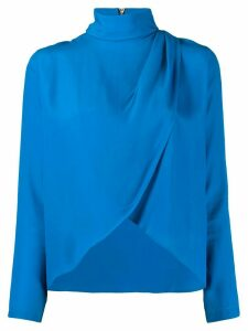 Roseanna Coline layered effect blouse - Blue