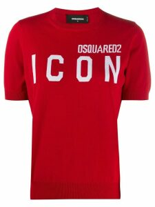Dsquared2 ICON knitted top