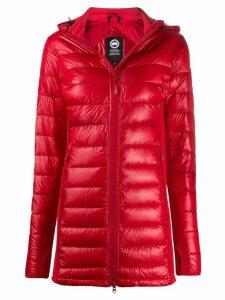 Canada Goose Hybridge Lite padded jacket - Red
