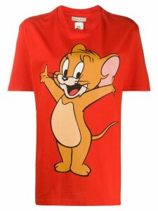 Etro x Tom and Jerry graphic printed T-shirt - Red