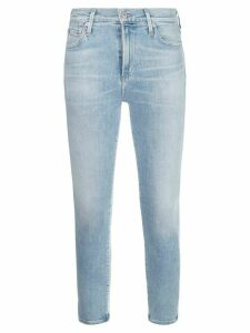 Citizens Of Humanity high rise slim fit jeans - Blue