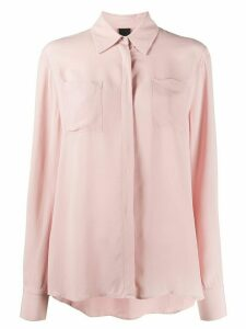 Pinko chest pocket blouse
