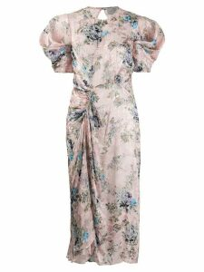 Preen By Thornton Bregazzi Pippa dress - PINK