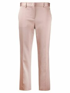 Roberto Cavalli straight-leg trousers - PINK