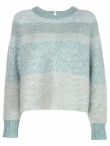 Le Kasha Leith cashmere knit jumper - Blue