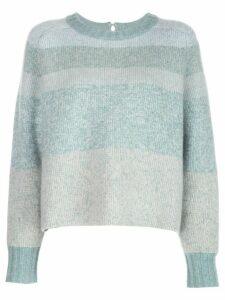 Le Kasha Leith cashmere knit jumper - Blue