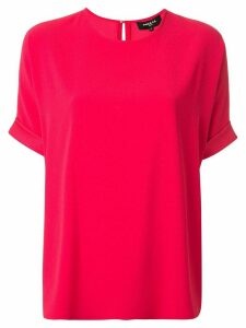 Paule Ka loose fit T-shirt - PINK