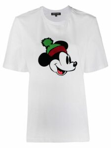 Markus Lupfer Mickey Mouse crew neck T-shirt - White