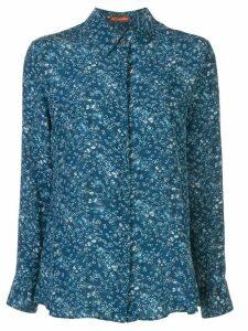 Altuzarra Chika floral print shirt - Blue