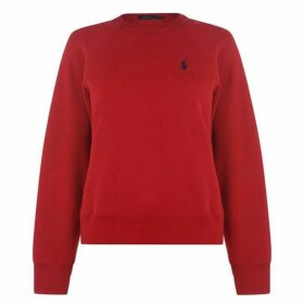 Polo Ralph Lauren Logo Crew Neck Sweatshirt
