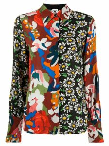M Missoni floral print shirt - Black