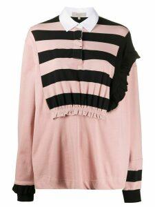 Preen Line Giselle polo sweatshirt - Black