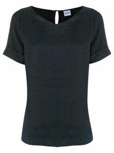 Aspesi boat neck blouse - Blue