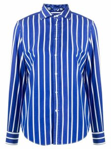 Polo Ralph Lauren stripe print shirt - Blue