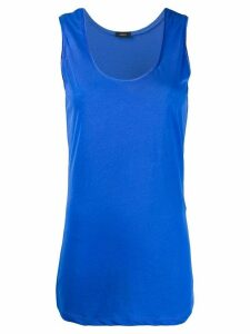 Joseph Light sleeveless tank top - Blue