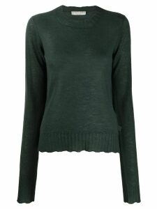 Bottega Veneta knitted jumper - Green