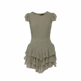 Les 100 Ciels - Funel Cashmere Hoodie In Navy