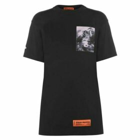 Heron Preston Heron Hern Patch TS Ld94