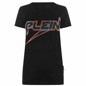 Philipp Plein Space Logo T Shirt