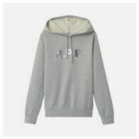 A.P.C. X Carhartt Women's Stash Hoody - Grey