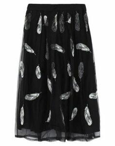 SOHO DE LUXE SKIRTS 3/4 length skirts Women on YOOX.COM