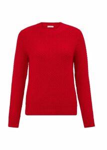 Zoe Sweater Red